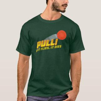 Camisa del tiroteo de trampa