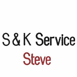 Camisa del trabajo de Steve