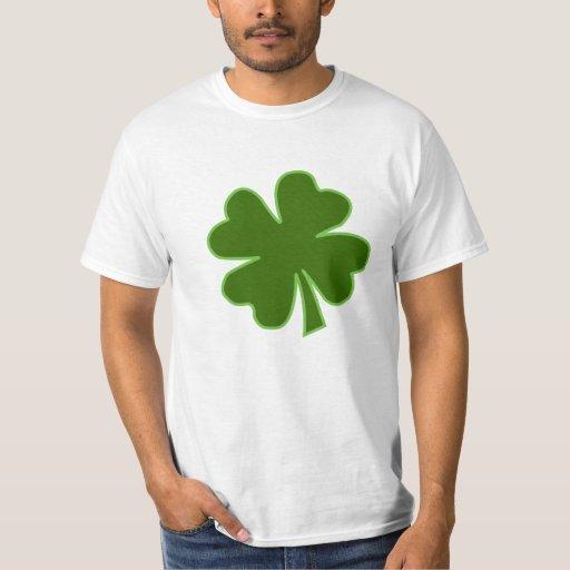 Camisa del trébol