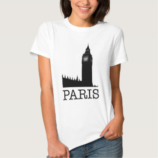 Camisa del turista de París