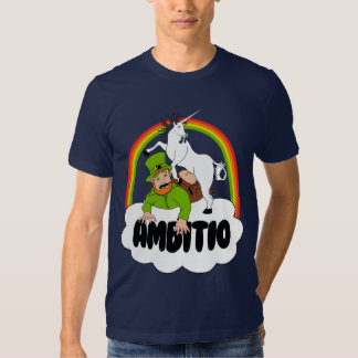 Camisa del unicornio de Ambitio