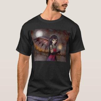 Camisa del vampiro de Victoria que da un paseo