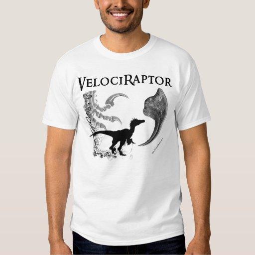Camisa del Velociraptor