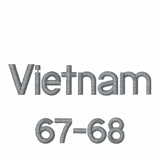 Camisa del veterano de Vietnam