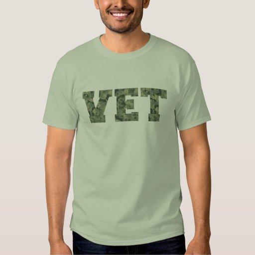 Camisa del veterinario del camuflaje