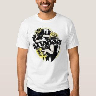 camisa del VIAJE de los anadae