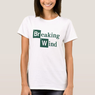 Camisa del viento de fractura