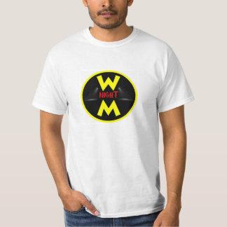 Camisa del vigilante de noche