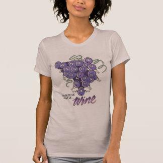 Camisa del vino