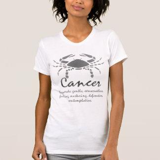 Camisa del zodiaco del cáncer
