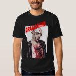 Camisa del zombi de Braaaaiins