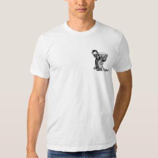 Camisa del zombi de Pajiba