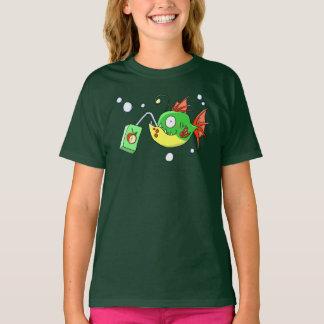 ¡Camisa del zumo de manzana de amor de los Playera