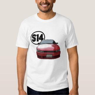 Camisa delantera de S14 Muslce