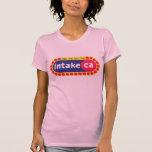 Camisa deliciosa del chica - rosa