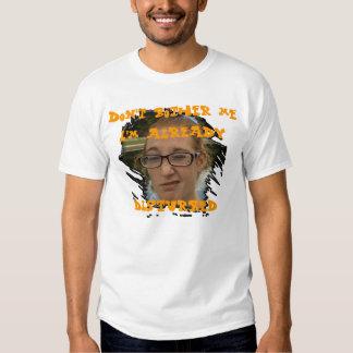 Camisa divertida con decir
