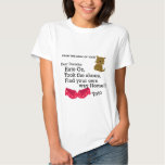 Camisa divertida de Dorothy mago de Oz