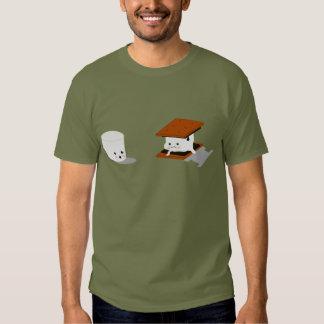Camisa divertida de la melcocha de Smores