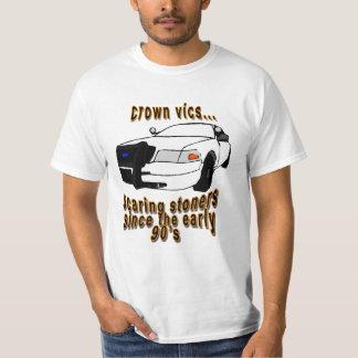 Camisa divertida de la policía - remake