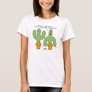 Camisa divertida del amante del cactus