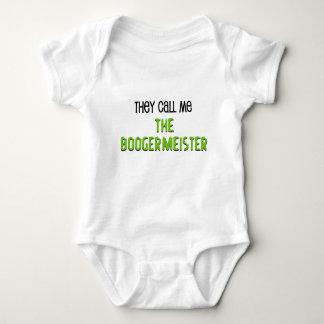 Camisa divertida del bebé de Boogermeister