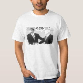 Camisa divertida del discusión presidencial de
