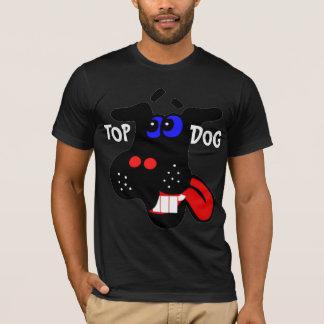 Camisa divertida del perro superior