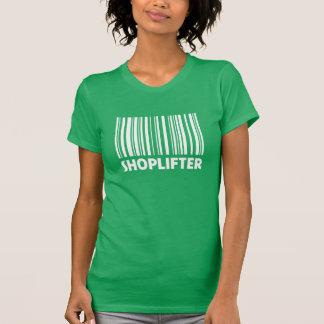 Camisa divertida del ratero