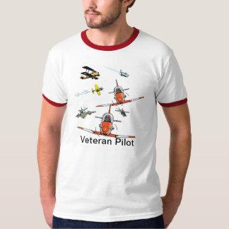 Camisa divertida experimental de la aviación del