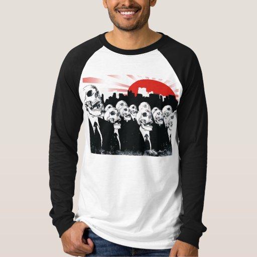 Camisa Dominação Zumbi