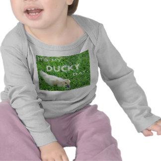 Camisa Ducky del niño del día