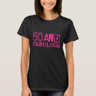 ¡Camisa el | 50 del cumpleaños de la apariencia Playera