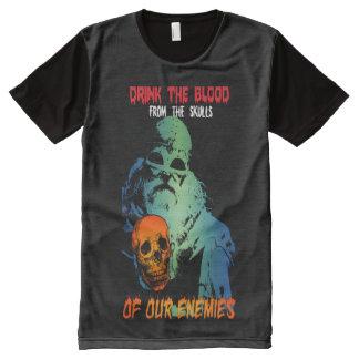 Camisa enemiga de los cráneos