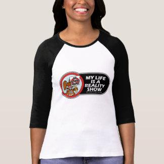 Camisa enojada 3 del reality show del conejito