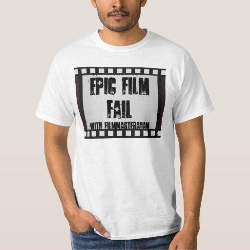 Camisa épica 1 del fall de la película
