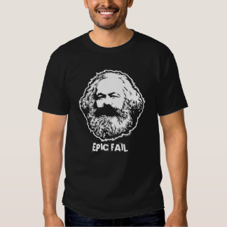 Camisa épica del personalizable del fall de Marx