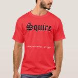 Camisa: Escudero Playera