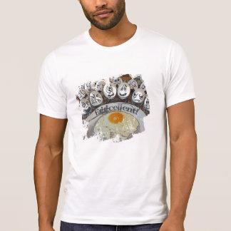 ¡Camisa estupenda de Eggcellent de la diversión! Playera