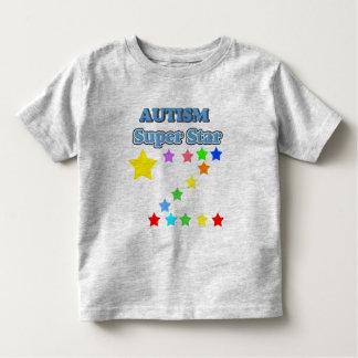 Camisa estupenda de la estrella del autismo