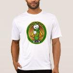 Camisa estupenda del héroe de la salmuera