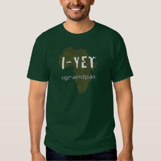 "Camisa etíope del ""abuelo"" del Amharic"