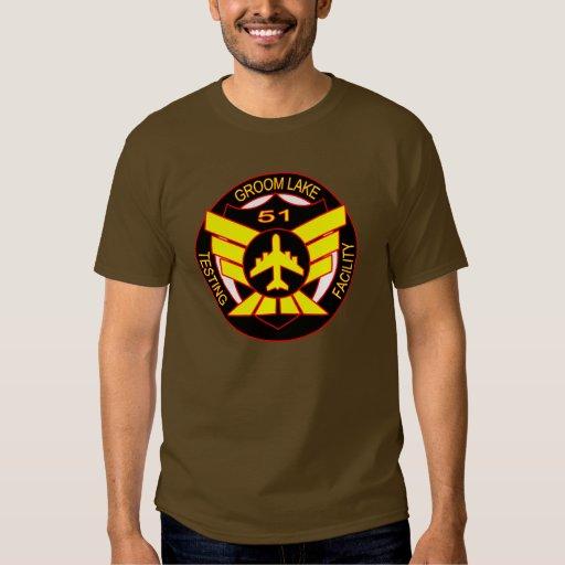 Camisa experimental del área 51