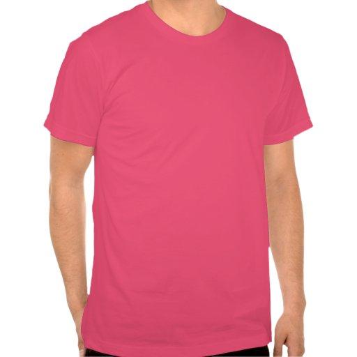 Camisa extranjera de la belleza con símbolo del bi