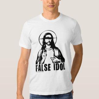 Camisa falsa del ídolo