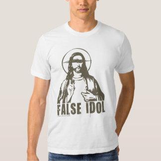 Camisa falsa del ídolo (más ligera)