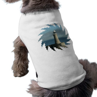 Camisa famosa del mascota del faro camiseta de mascota