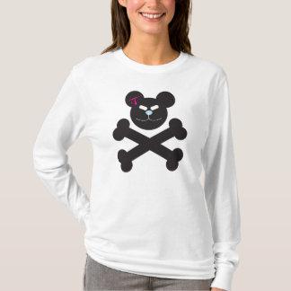 Camisa fantasmagórica del oso