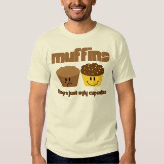 Camisa fea de los molletes