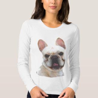 Camisa feliz del dogo francés