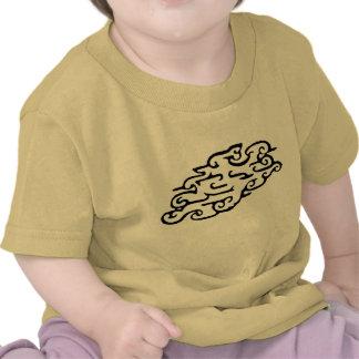 Camisa feliz del festival del hombre de la nube de